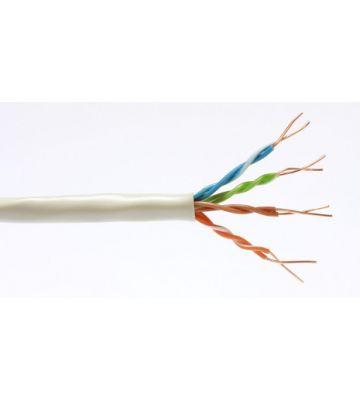 CAT 6 Belden Kabel - 4x2xAWG 23/1 - Starrleiter - 100% Kupfer - U/UTP - 100 Meter - Grau