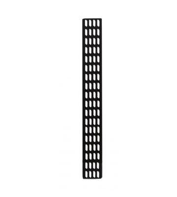 Vertikal Kabelführungsleiste - 18U - 30cm breit