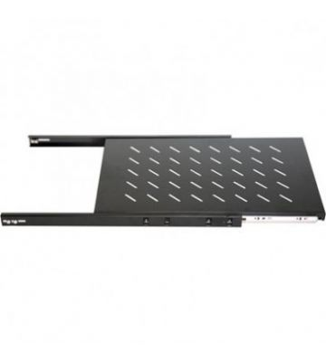 Ausziehbarer Fachboden – maximales Gewicht 18 KG  – 1 HE - 930mm Tief