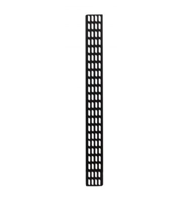 Vertikal Kabelführungsleiste - 22U - 30cm breit