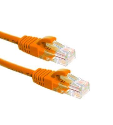 CAT6 Netzwerkkabel, U/UTP, 0.50 meter, Schwarz, 100% Kupfer