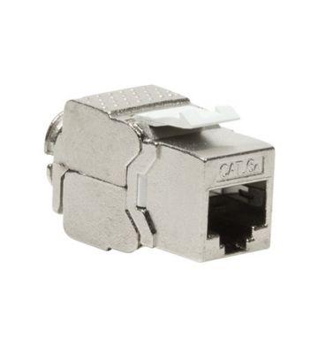 CAT6a STP Keystone Netzwerkstecker - Toolless