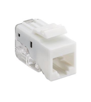 CAT5e UTP Keystone Netzwerkstecker - Toolless