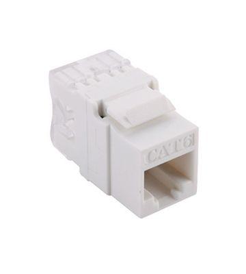 CAT6 UTP Keystone Netzwerkstecker - LSA