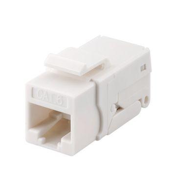 CAT6 UTP Keystone Netzwerkstecker - Toolless