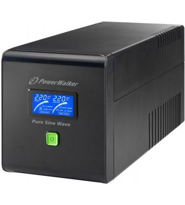 PowerWalker Line-Interactive Zuivere Sinusgolf 1000VA UPS