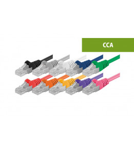 Cat 6 Netzwerkkabel - U/UTP - CCA