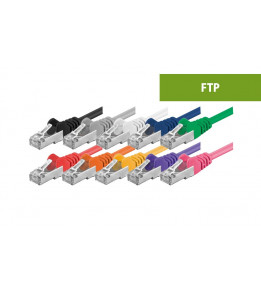 Cat 5e Netzwerkkabel - F/UTP