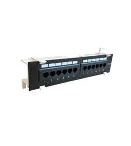 Wand Patchpanel